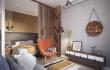 Bài trí nội thất căn hộ diện tích nhỏ sáng tạo đẹp mê