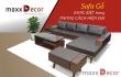 Những lưu ý cần thiết khi lựa chọn mua sofa gỗ