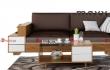 Vì sao nên chọn sofa gỗ cho phòng khách?