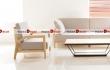 Lựa chọn sofa gỗ hiện đại cho mọi diện tích phòng khách