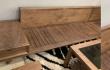 Quy trình sản xuất sản phẩm sofa gỗ óc chó tại xưởng maxxDecor