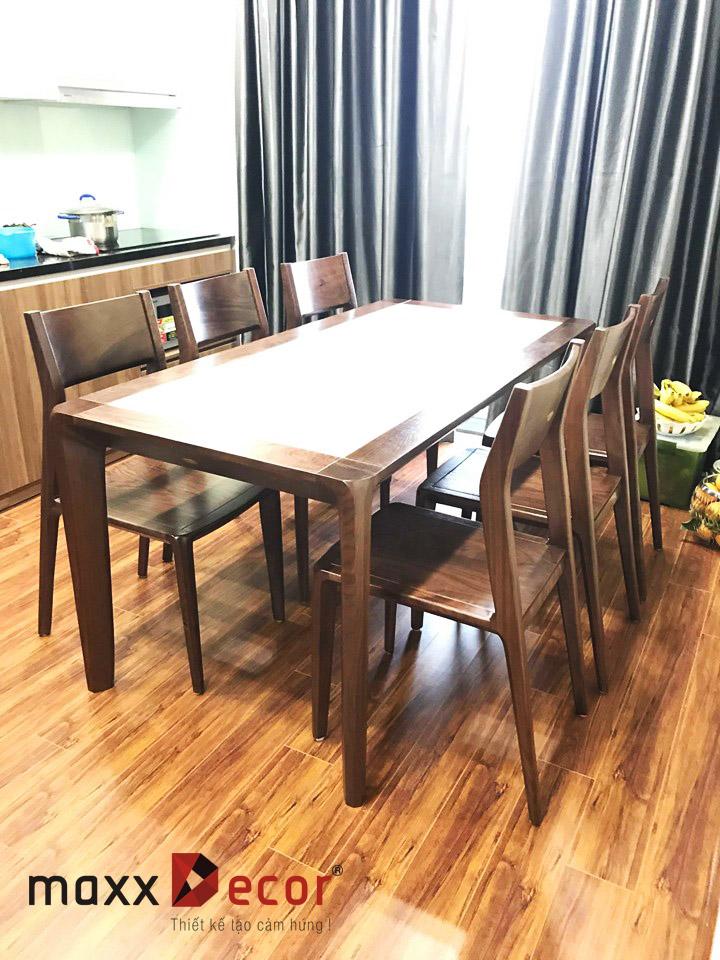 Mẫu bàn ăn hiện đại đẹp