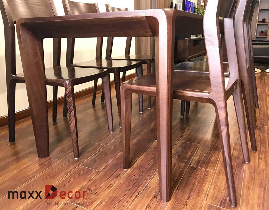 Bộ bàn ăn gỗ bán chạy nhất