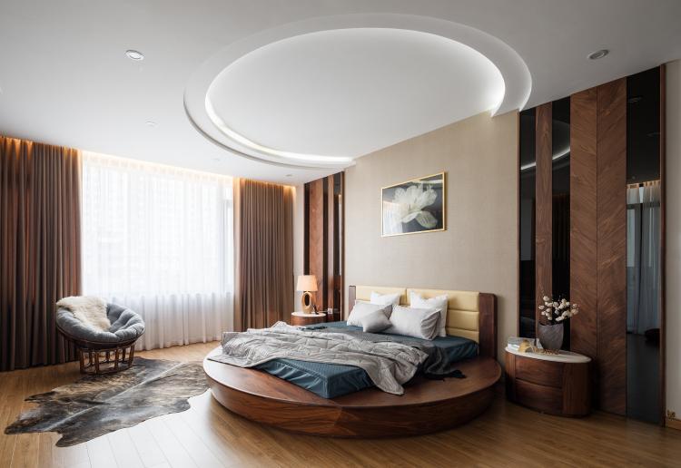 Nội thất gỗ tự nhiên sang trọng ấm cúng - maxxDecor