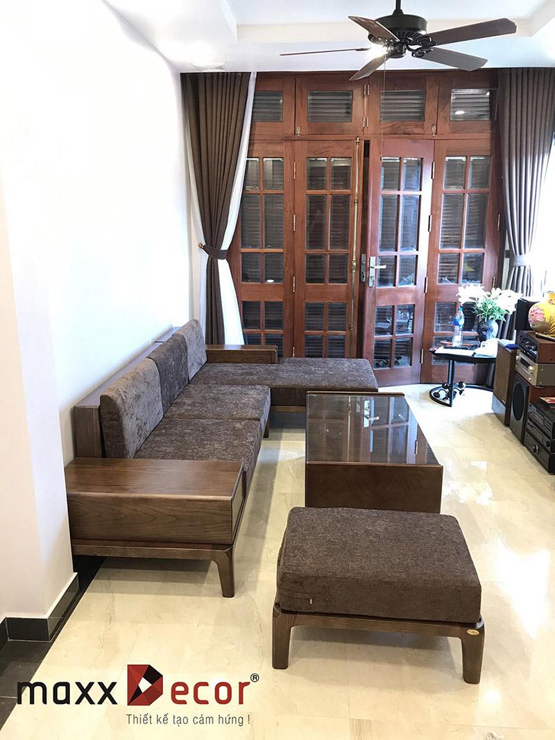 Thiết kế nội thất căn hộ cao cấp Eco Dream