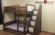 Mẫu giường tầng thông minh hiện đại siêu tiết kiệm diện tích