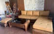 Sofa gỗ giao tại nhà khách chung cư Xuân Mai - Tô Hiệu - Hà Đông