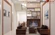 Hoàn thiện thiết kế nội thất phòng khách gỗ tự nhiên tại Bắc Ninh