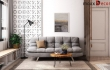 Thiết kế nội thất căn hộ mini với gỗ tự nhiên đẹp sang trọng