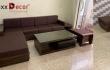 Những bộ sofa gỗ hiện đại sang trọng về với chủ mới đón xuân