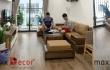 Mách bạn lựa chọn sofa gỗ hiện đại cho phòng khách diện tích hẹp