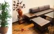 Sử dụng nội thất thông minh tạo nên không gian sống tiện nghi