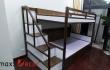 Giường tầng gỗ tự nhiên sang trọng hiện đại giao nhà khách Royal City